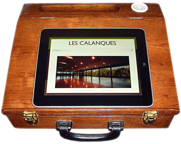 The Travelling-Desk® is a great working tool for many professions.